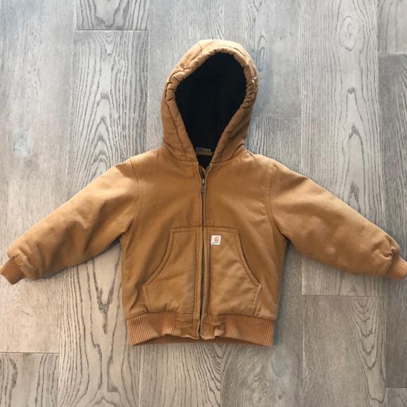 f67a8d8ba8fba Carhartt Jackets & Coats | Toddler Duck Active Jacket Size 4t | Poshmark